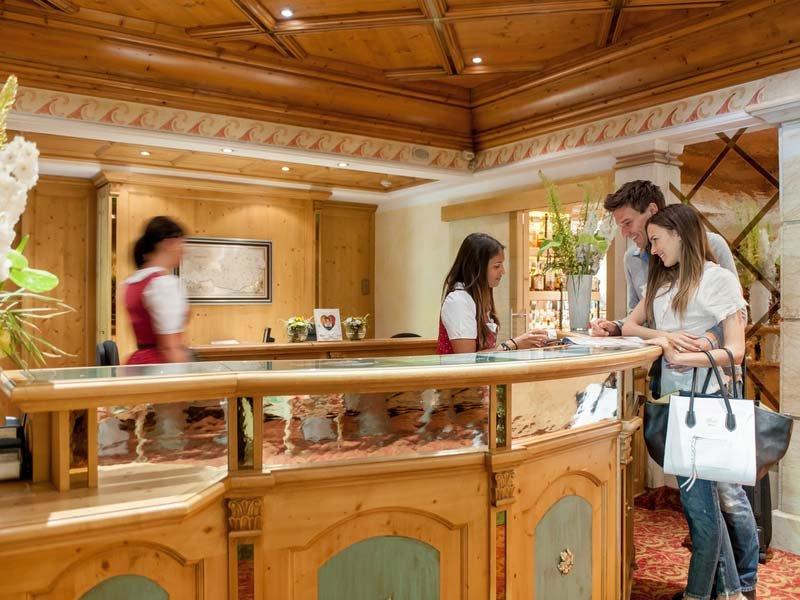 Hotel Regina Tirol