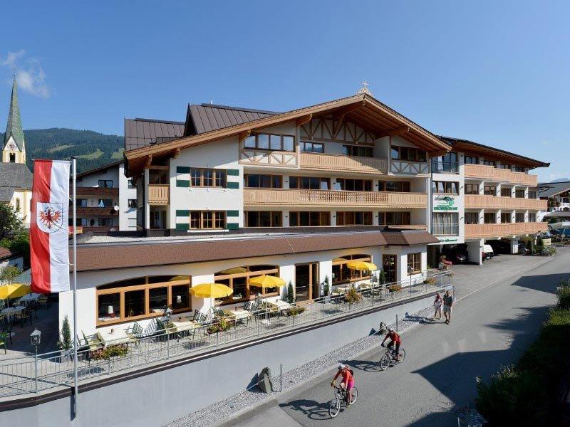 Alpengluck Hotel Kirchberger Hof