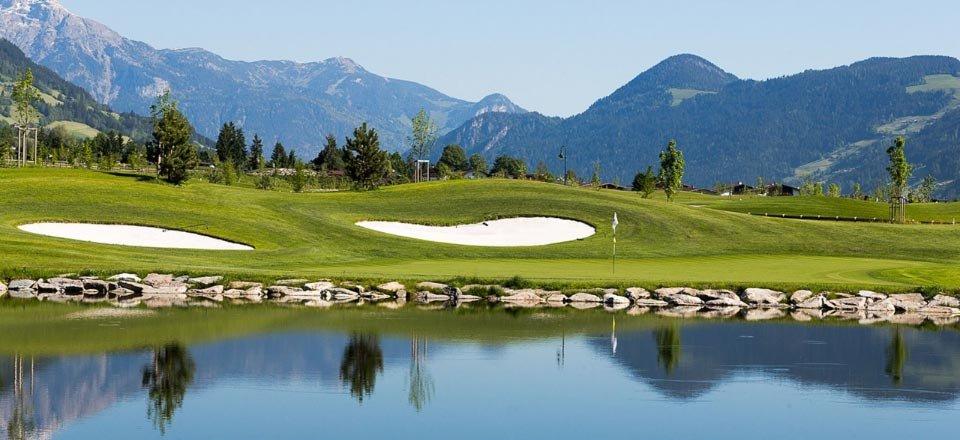 aschau golfen golfclub uderns zillertal golf alpin