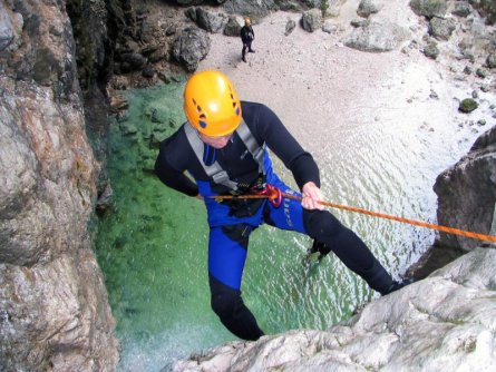 canyoning sportmix bovec slovenie (4)