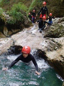 canyoning sportmix bovec slovenie (11)