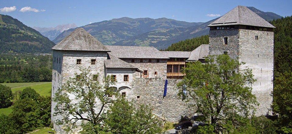 kasteel burg kaprun