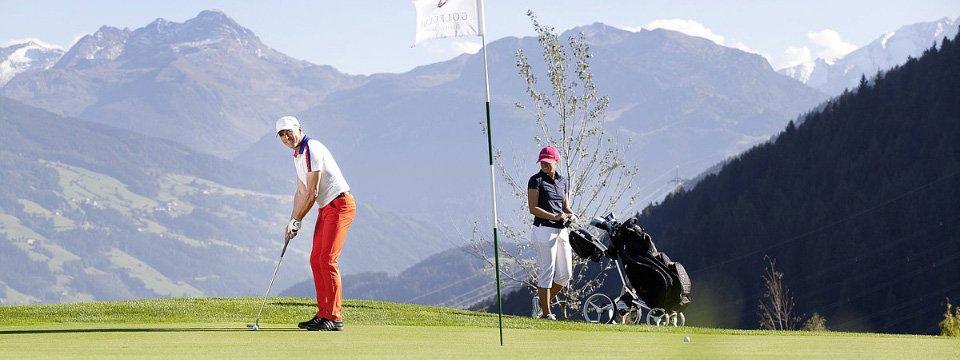 golfen golfcourse zillertal uderns