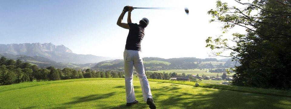 golfen golfcourse ellmau