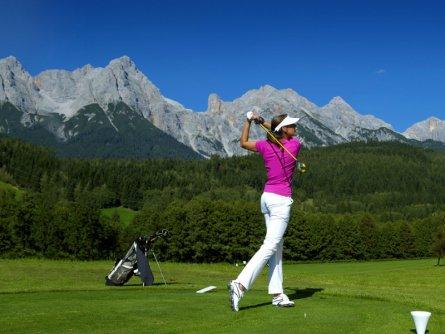 golfen golf alpin card salzburg