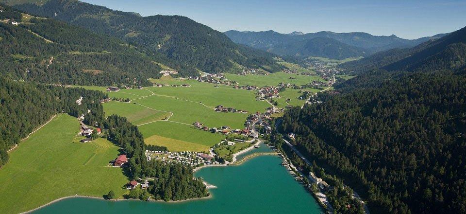 overview achenkirch am achensee (3)