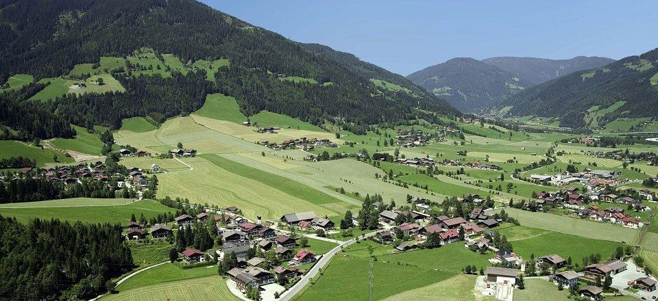 panorama flachau by flachau tourismus