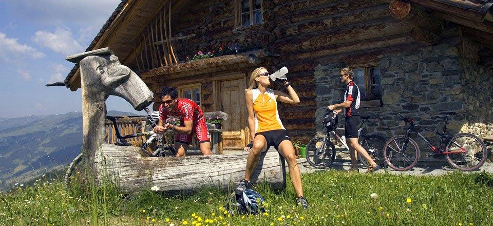 mountainbiken hinterglemm tvb saalbach hinterglemm