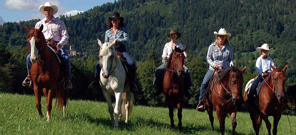 paardrijden bad kleinkirchheim