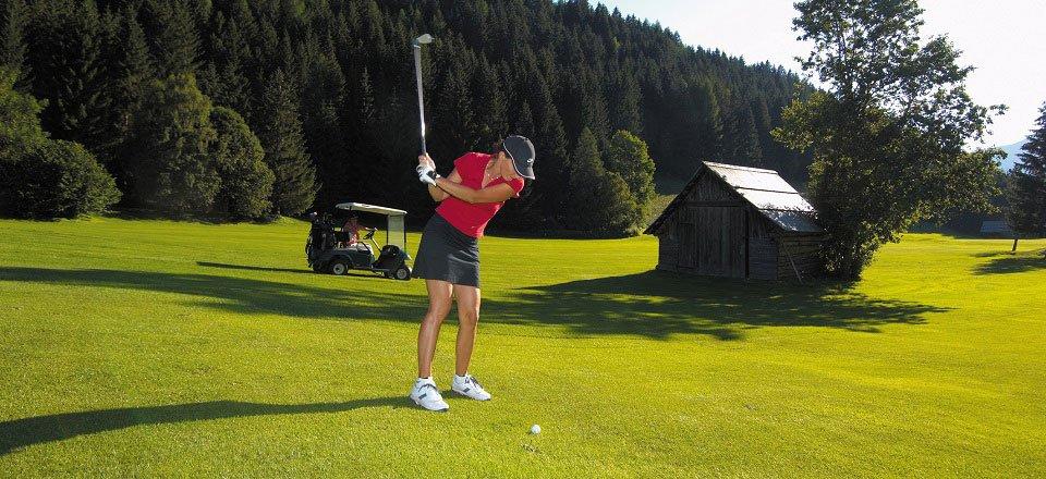 golfen bad kleinkirchheim tourismus