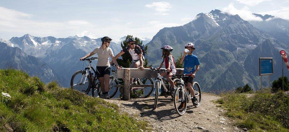 mountainbiken mayrhofen mayrhofer bergbahnen