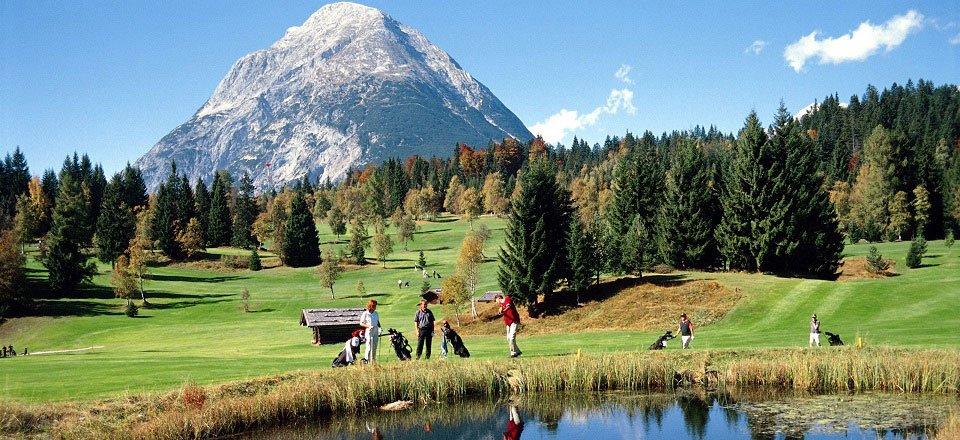 golfen seefeld in tirol tvb olympiaregion seefeld