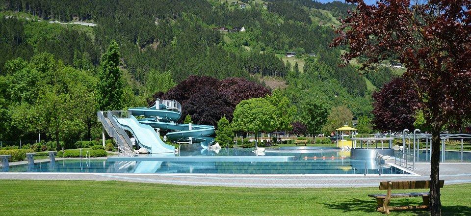 zwembad freizeitpark zell am ziller