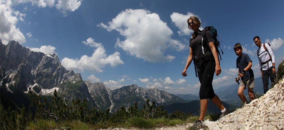 alpe adria trail friuli italie