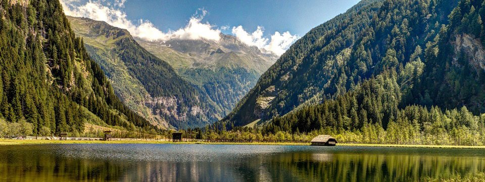 alpe adria trail hohe tauern trail stappitzer see seebachtal mallnitz