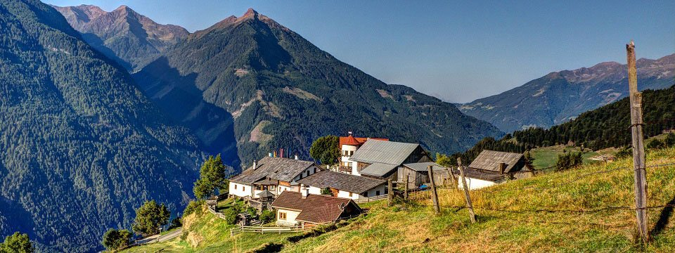 alpe adria trail hohe tauern trail himmelbauer obervellach mölltal