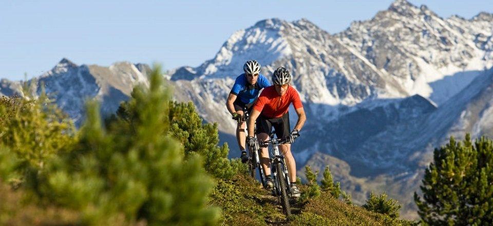 mountainbiken solden by markus greber otztal toeristmus