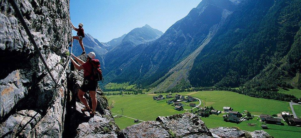 klettersteig via ferrata langenfeld by bernd ritschel otztal tourismus