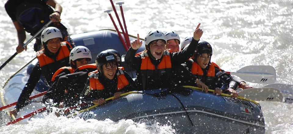 oetz area 47 rafting
