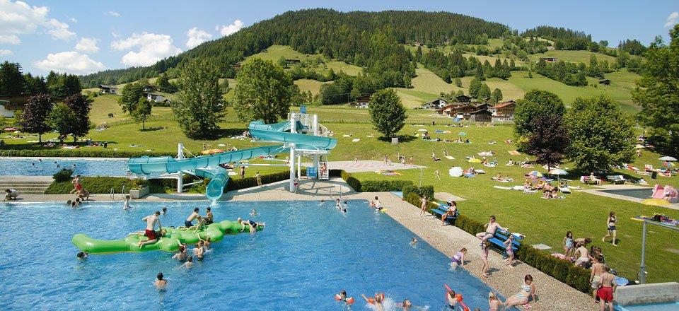 zwembad oberau niederau wildschonau tourismus
