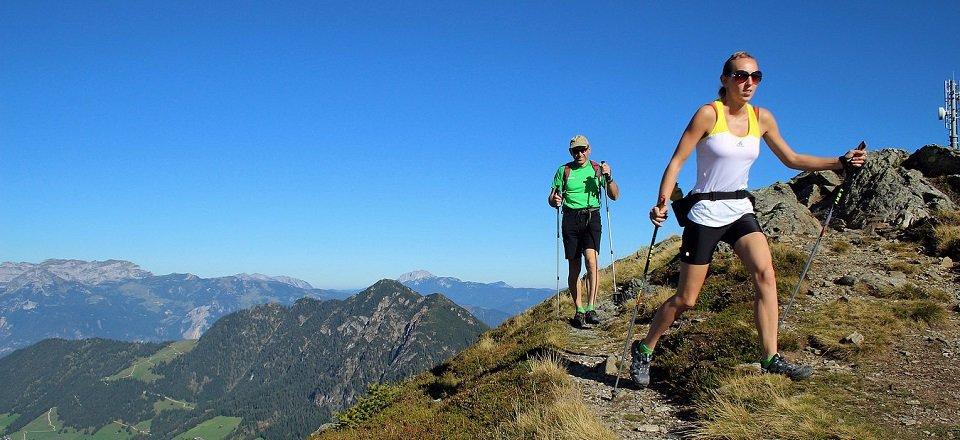 wandelen schatzberg oberau wildschonau tourismus
