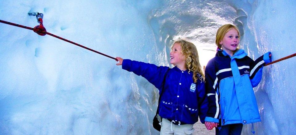 gletscherpark kaunertaler gletscher ried im oberinntal