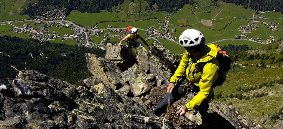 klettersteig klimmen ried im oberinntal tvb tiroler oberland