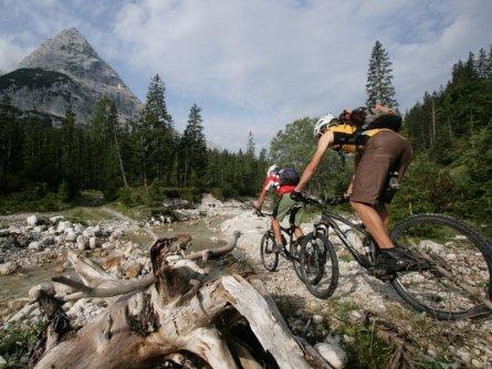 mountainbiken zugspitz arena c tza eisenschink