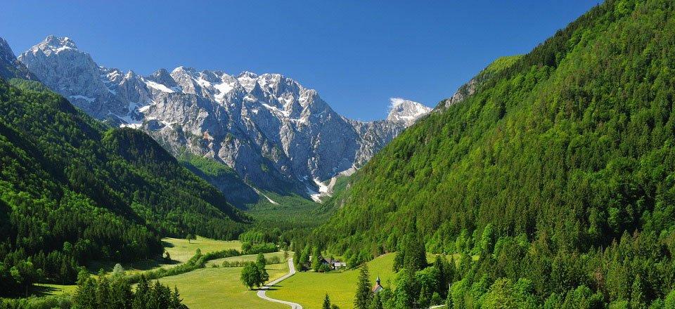 logarska dolina savinjska valley