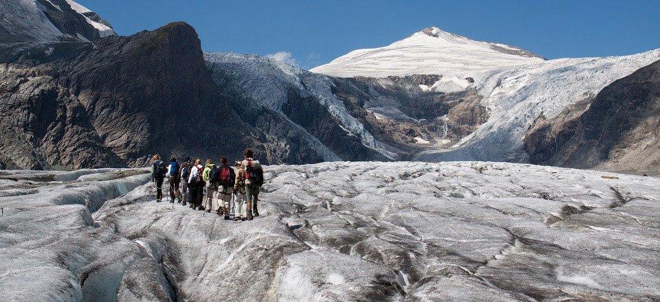 gletsjer trekking grossglockner heiligenblut ht nprm rupitsch