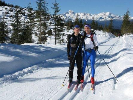 langlaufen crosscountry ski tour slovenie (6)
