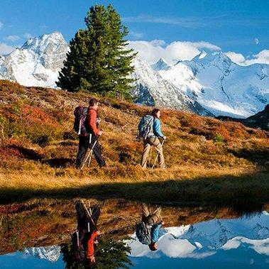 reistip herfst wandelen zillertal bergmeer