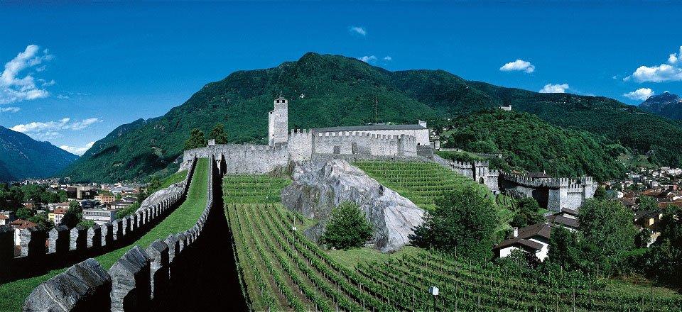 castelli di bellinzona regio lago maggiore
