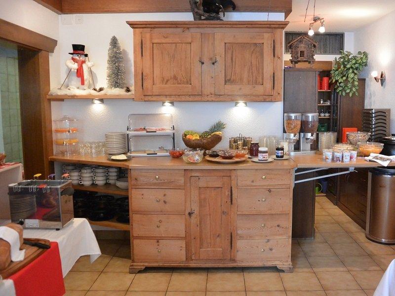 Vakantie Hotel Bärgsunnu in Saas-Fee - Saas-Grund (Wallis, Zwitserland)