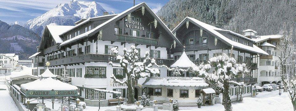 alpendomizil hotel neuhaus mayrhofen