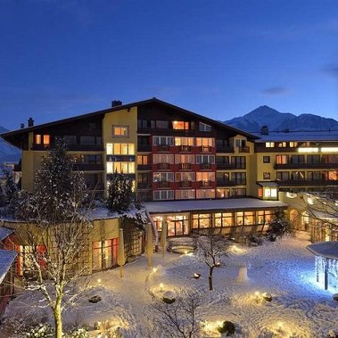 winter hotel latini zell am see