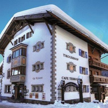 hotel tirolerhof serfaus winter