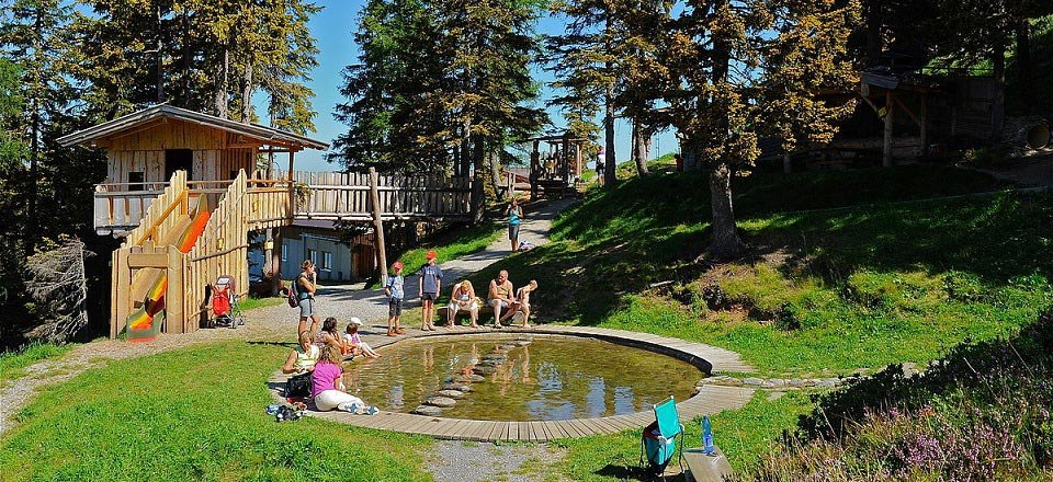 speelpark lauserland alpbachtal seenland