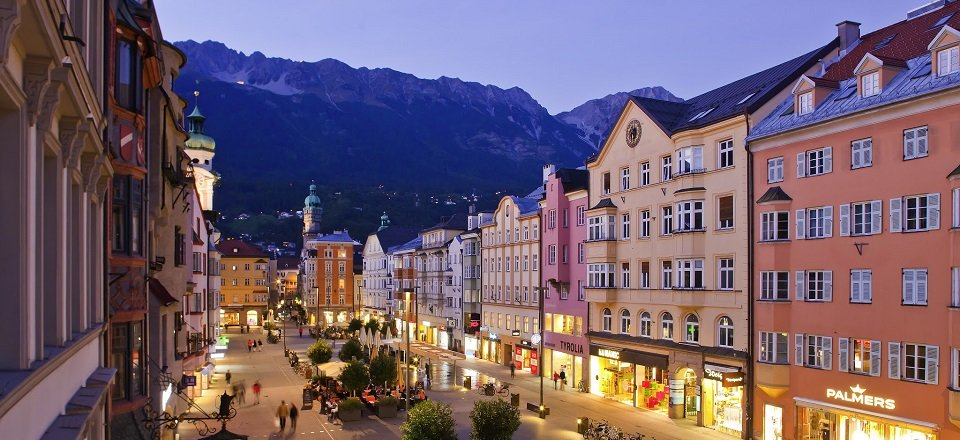 innsbruck stedentrip city ski