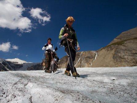 gletscher trekking pasterzen gletscher (c) ht npr m rupitsch