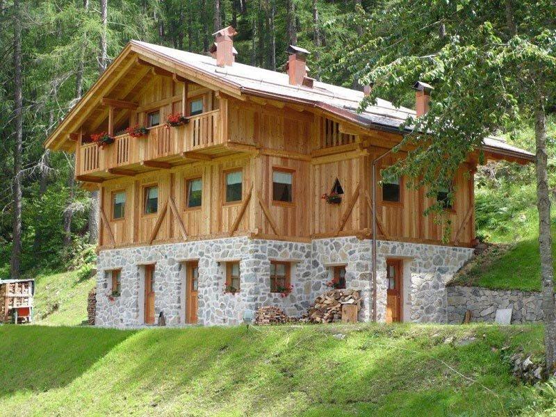 Vakantie Chalet Mas de la Bolp in Val di Sole (Trentino-Zuid-Tirol, Italië)