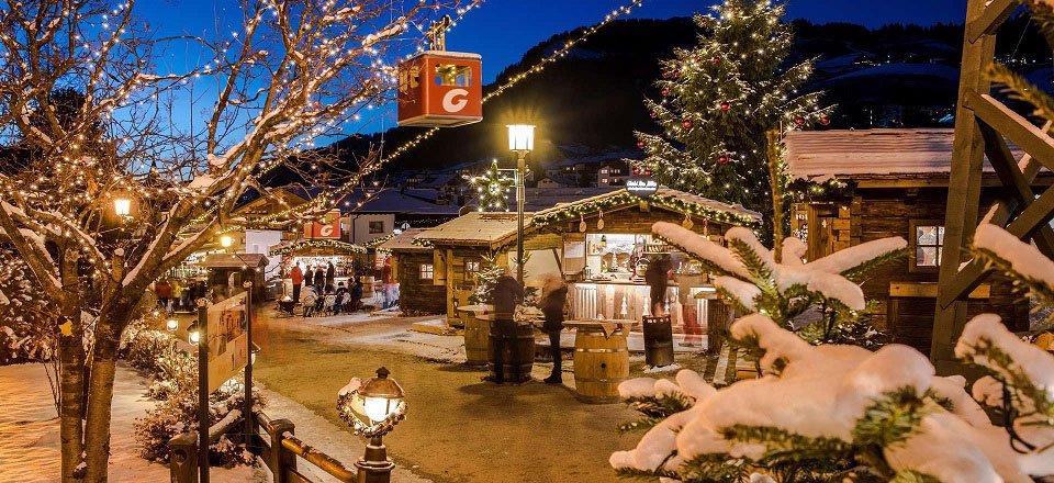 selva val gardena kerstmarkt groden dolomieten