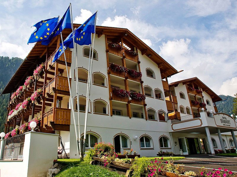 Vakantie Active Hotel Diamant in Val Gardena (Trentino-Zuid-Tirol, Italië)
