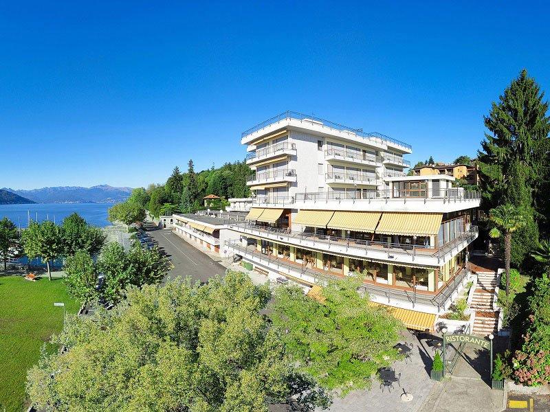 Vakantie Hotel Europa in plaatsen rond het Lago Maggiore (Lago Maggiore, Italië)