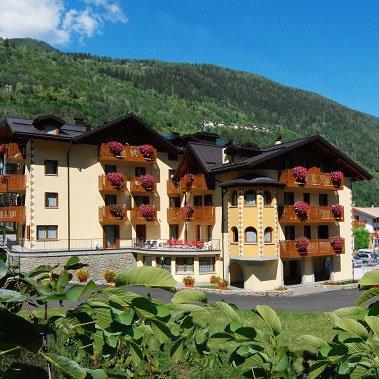 gaia wellness residence hotel mezzana val di sole (34)