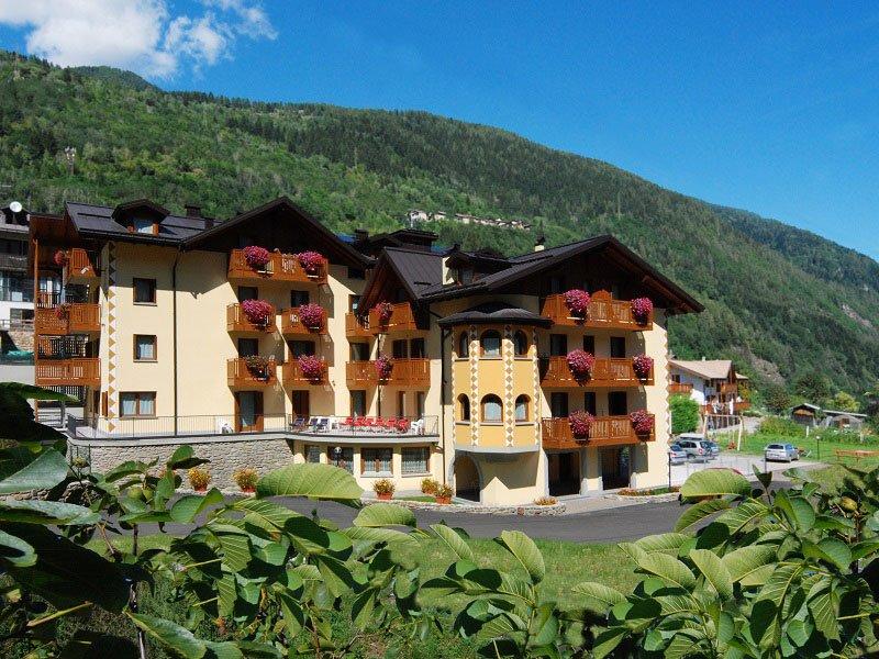Vakantie GAIA Residence in Val di Sole (Trentino-Zuid-Tirol, Italië)