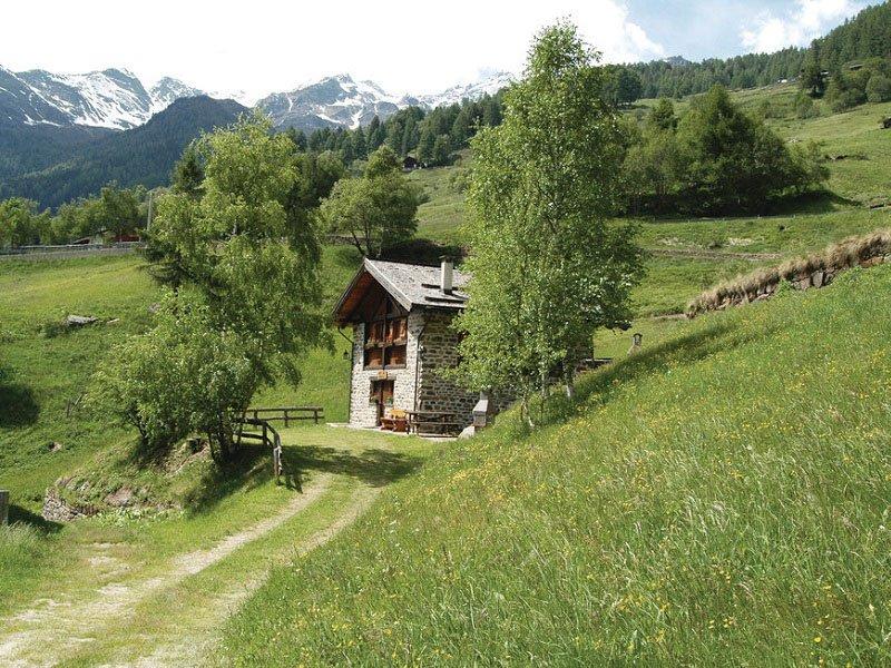 Vakantie Chalet Mas de Roncal in Val di Sole (Trentino-Zuid-Tirol, Italië)