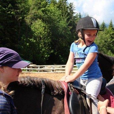 paardrijden trattlerlhof bad kleinkirchheim