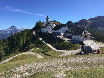 alpe adria trail monte lusardi