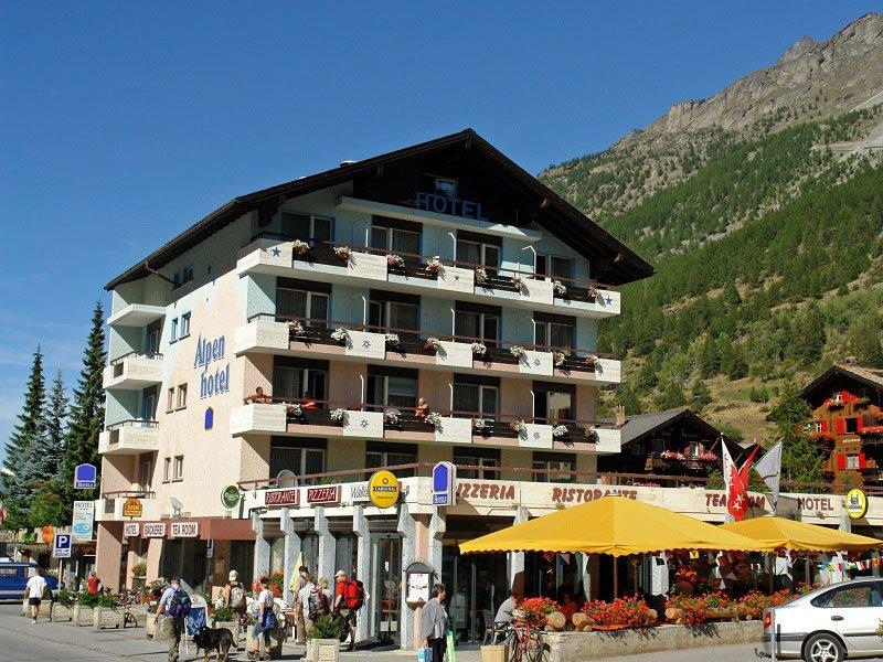 Vakantie Alpenhotel in Zermatt - Täsch (Wallis, Zwitserland)